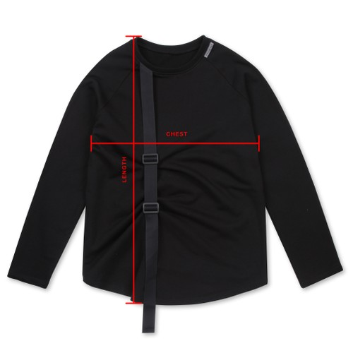 2017 FRONT STRAP PULLOVER
