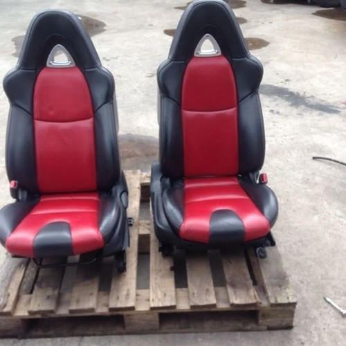 Land Rover Defender RX8 Front Seat Conversion
