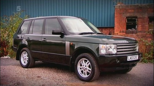 Range Rover L322 TD6 Fixed Price Service