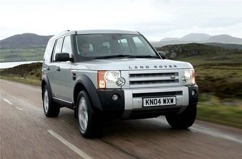 Land Rover Discovery 3 Fixed Price Service