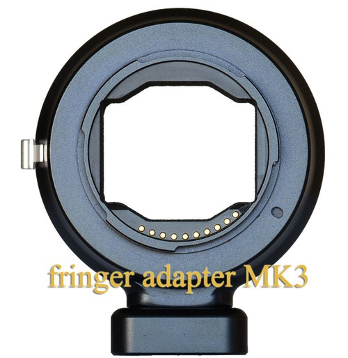 Fringer Contax N/645 - Sony E full auto adapter Mk3