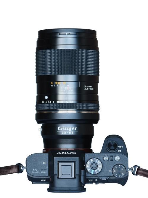 Fringer Contax 645 - Sony E full auto adapter