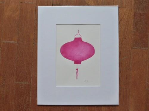 Pink Lantern small