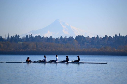 Youth Rowing: Middle and High School