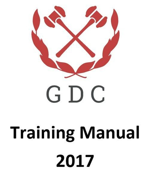 Great Debaters Training Manual 2017