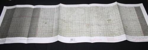 Apollo 14 Lunar Orbit Chart
