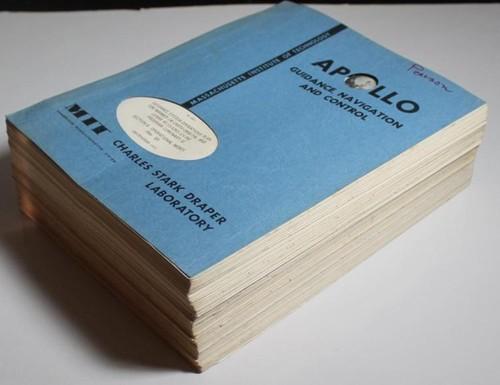 Apollo 16 LM Luminary 1E AGC Manual