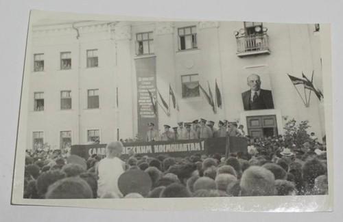 Yuri Gagarin Never-Published Russian Photo