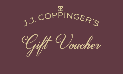 The J.J.Coppinger's Gift Card
