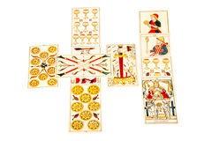Celtic Cross Thoth Tarot Reading