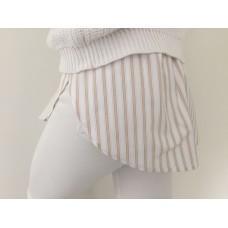 Cotton Shirt Tails