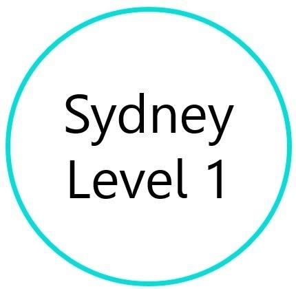 Sydney Level 1