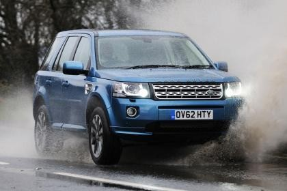 Land Rover Freelander 2 Fixed Price Service