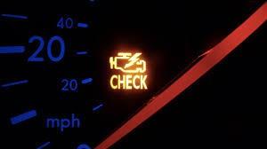 Diagnostic Check - Drive in