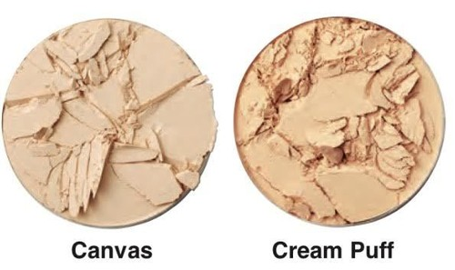 Photochromatic Pressed Powder