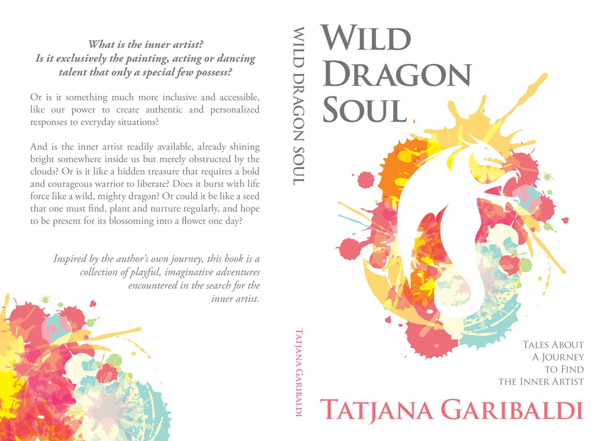 Wild Dragon Soul Book Cover